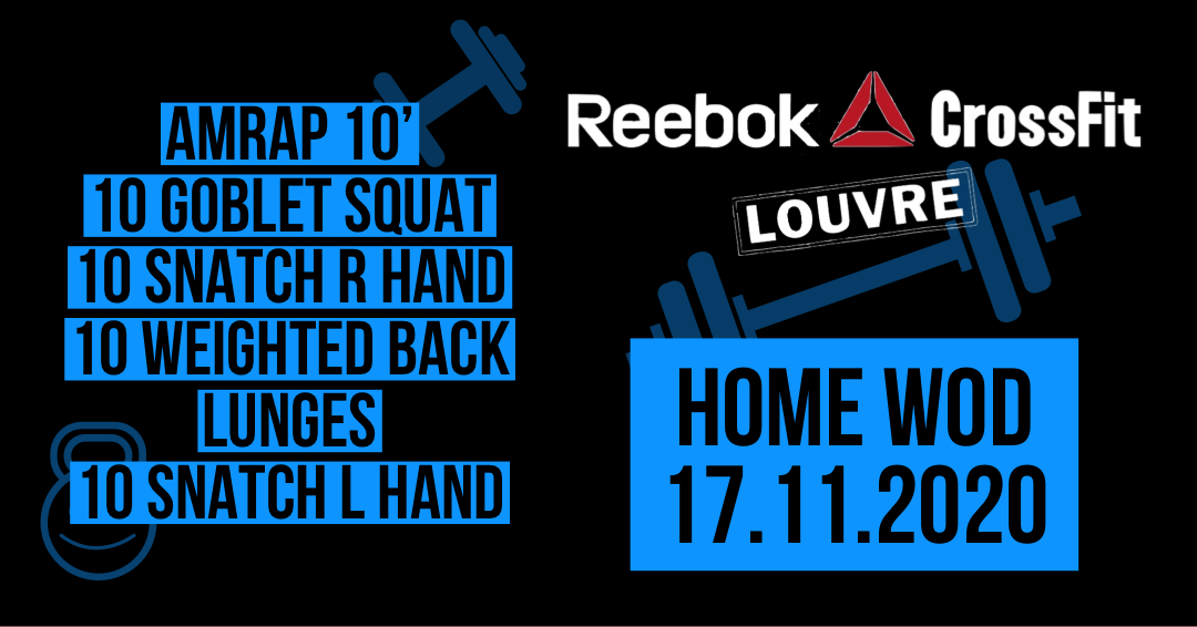 Snatch Weighted Back Lunges Goblet Squat