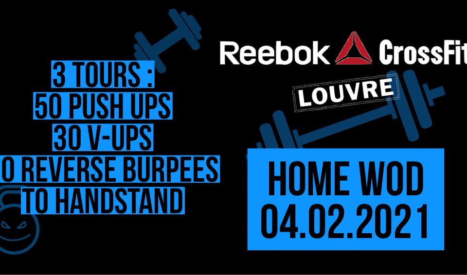 Push Up V-Up Reverse Burpee To Handstand For Time Gymnastique