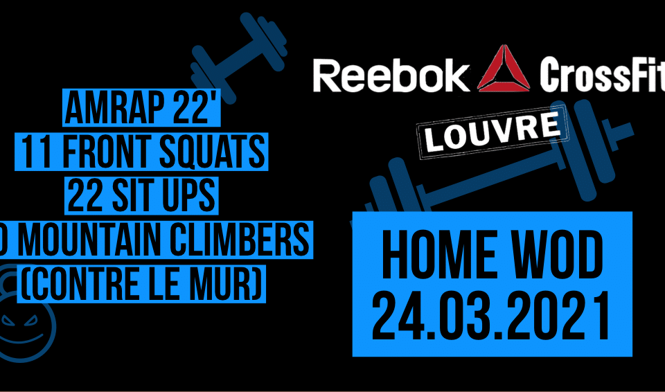 Front Squat Sit Up Wall Mountain Climber AMRAP