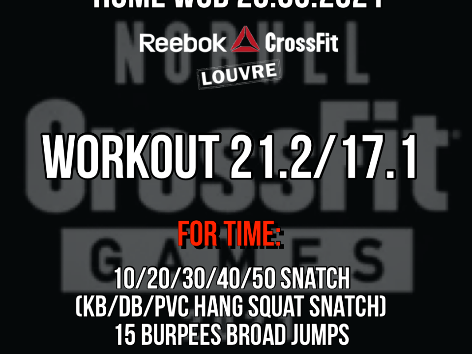 DB Snatch Burpee Broad Jump For Time