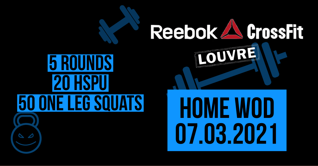 HSPU One Leg Squat For Time Couplet